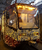 31 декабря в Челябинске транспорт будет ходить до 23 часов