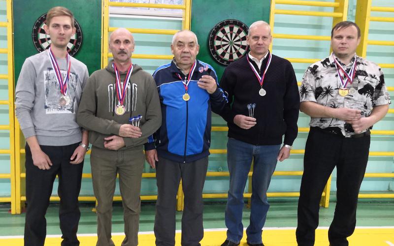 В Брянской области впервые прошло региональное первенство по дартсу