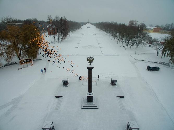 ВБрянске отметили День Героев Отечества