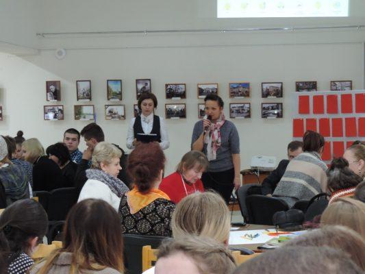 Форум волонтеров «Доброволец – 2018» прошел в Новозыбкове