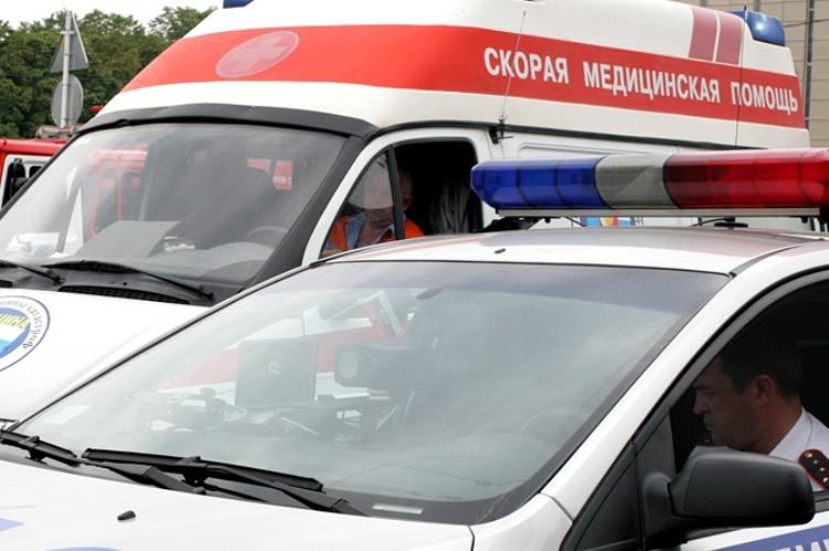 В Навле столкнулись две иномарки: пострадала 53-летняя пассажирка