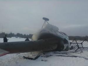 В аварии вертолета Ми-8 под Томском пострадали трое пассажиров