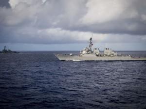 Вариант военного ответа на инцидент в Керченском проливе США исключили
