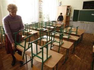 Школы Украины закроют из-за долгов?