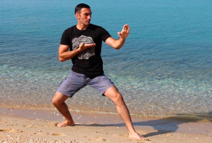 Задержан сбежавший из суда брянский экс-полицейский Леван Хуцишвили