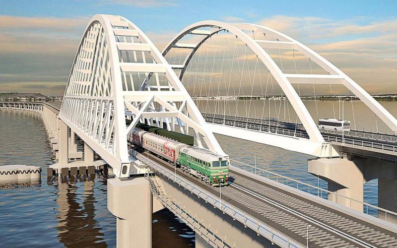Из Брянска в Симферополь по Крымскому мосту пойдет прямой поезд