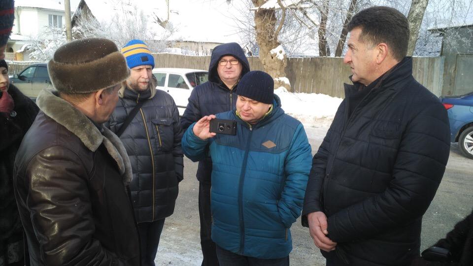 Мэр Брянска оскорбил журналиста Чернова, указав на лишний вес