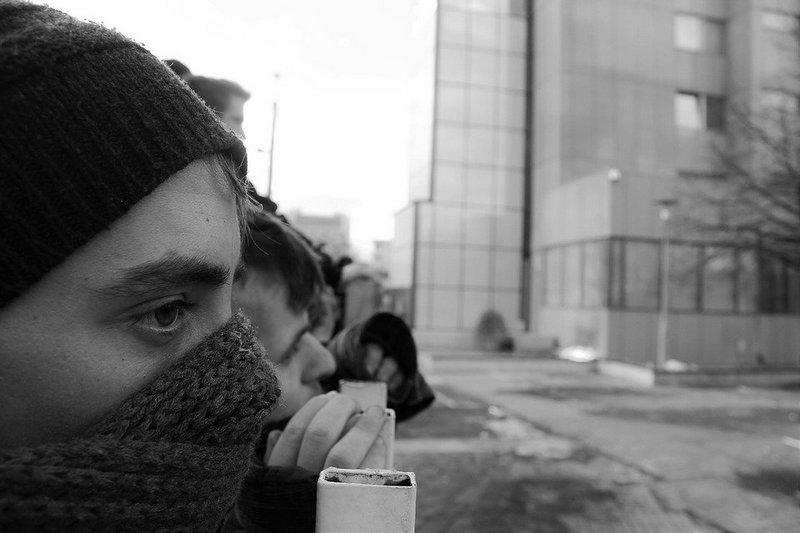 Почепские подростки превратили улицы города в опасные провалы