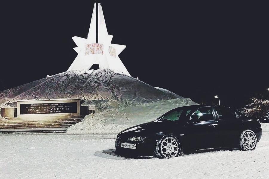 В Брянске наказали наплевавшего на запрет мэра водителя Альфа Ромео