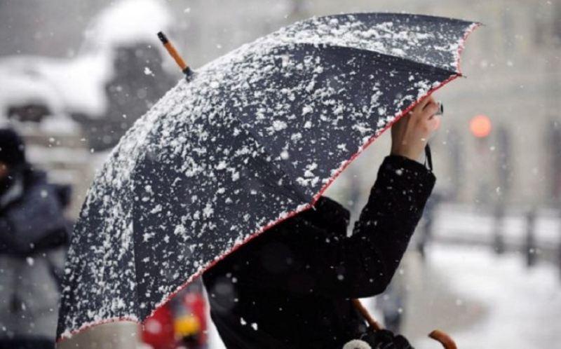 В новогоднюю ночь брянцев ждет небольшой снег