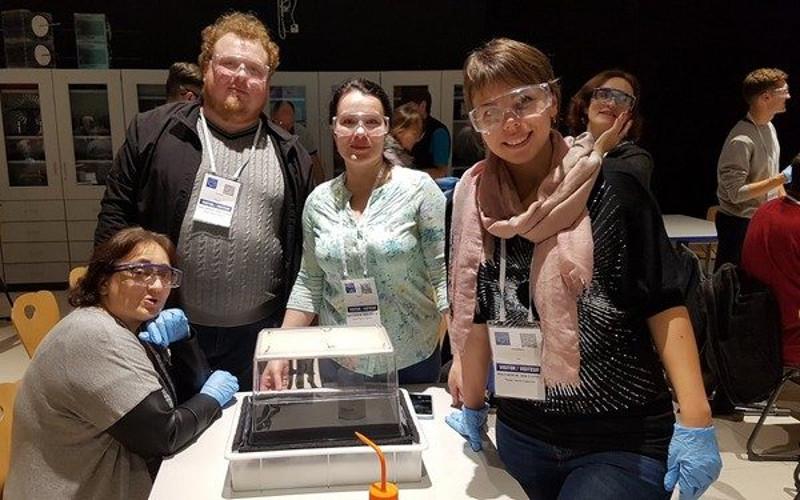 Учитель физики из Брянска увидела Большой адронный коллайдер в Швейцарии