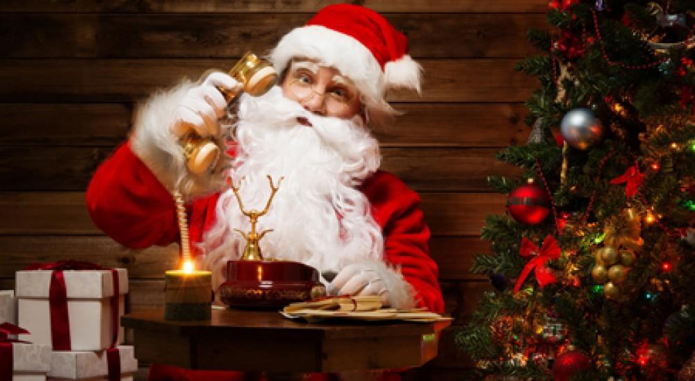 Брянцы смогут обратиться к Деду Морозу через Роспотребнадзор