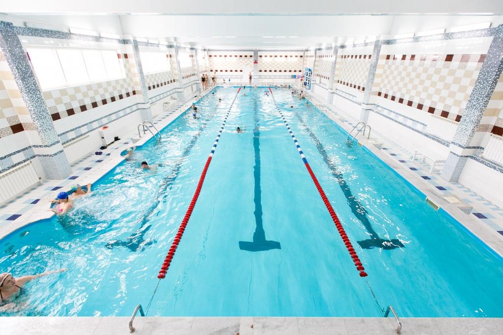 В Фокинском районе Брянска построят бассейн