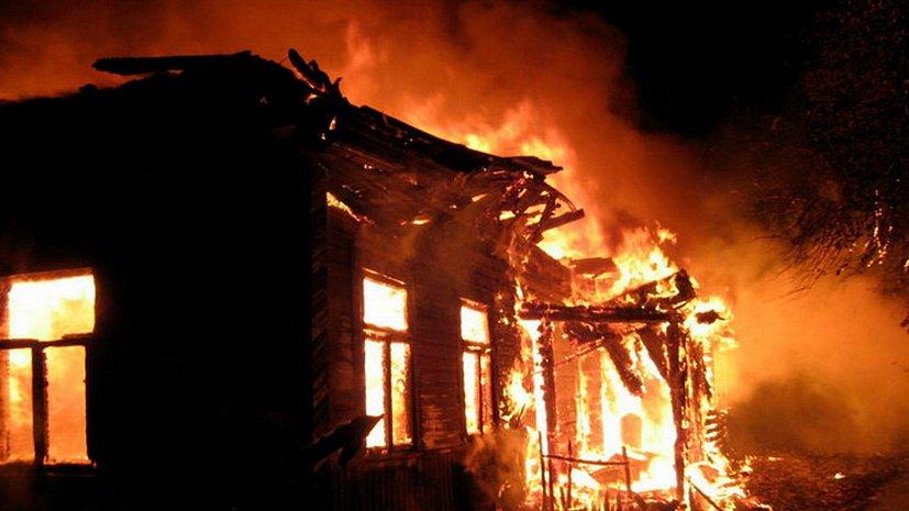 Власти Карачева помогут семье погибших в пожаре детей