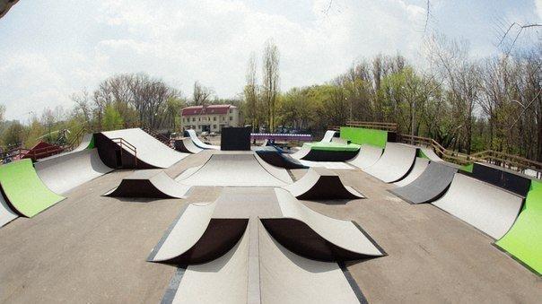 В Брянске хотят построит скейт-парк