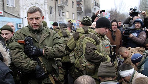 Пьяный украинский «Рэмбо» попал в плен