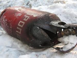Газ взорвался в Москве