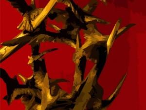 Цветок памяти создал челябинский скульптор задолго до трагедии в Магнитогорске