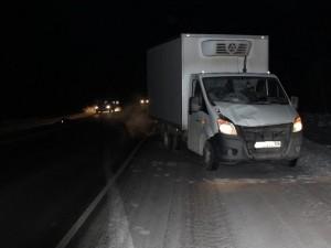 Пешехода задавили в Саткинском районе