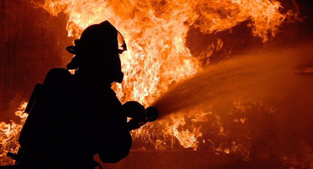 Пожар в Жуковке: погиб 64-летний пенсионер