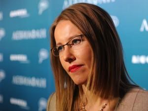 Телеведущая Ксения Собчак сообщила о проблемах после драки