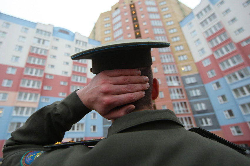 Огромные деньги на жилье получили брянские военнослужащие
