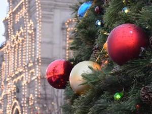Рождественские впечатления. С фотоаппаратом по Москве