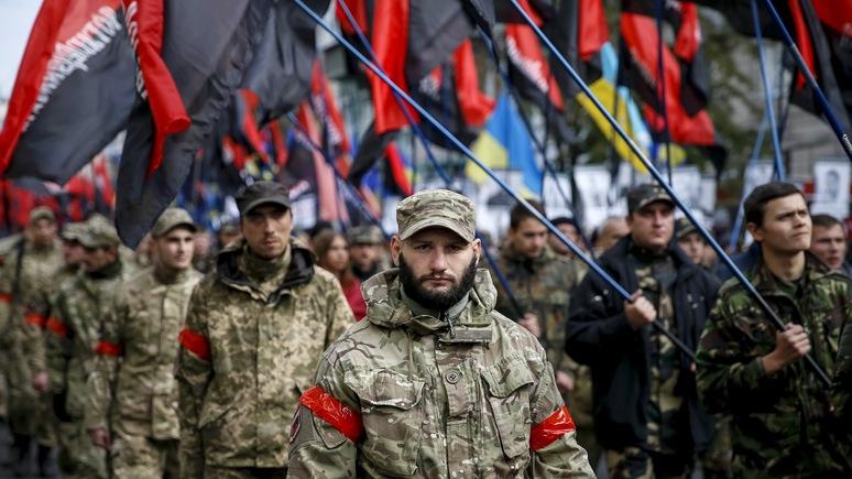 «Правый сектор» пообещал воевать за Лукашенко