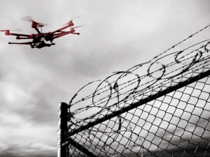 Охрана колоний и тюрем научилась бороться с дронами