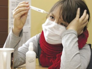 Гриппа нет. Более 8 тысяч случаев заболеваний ОРВИ в регионе - это норма
