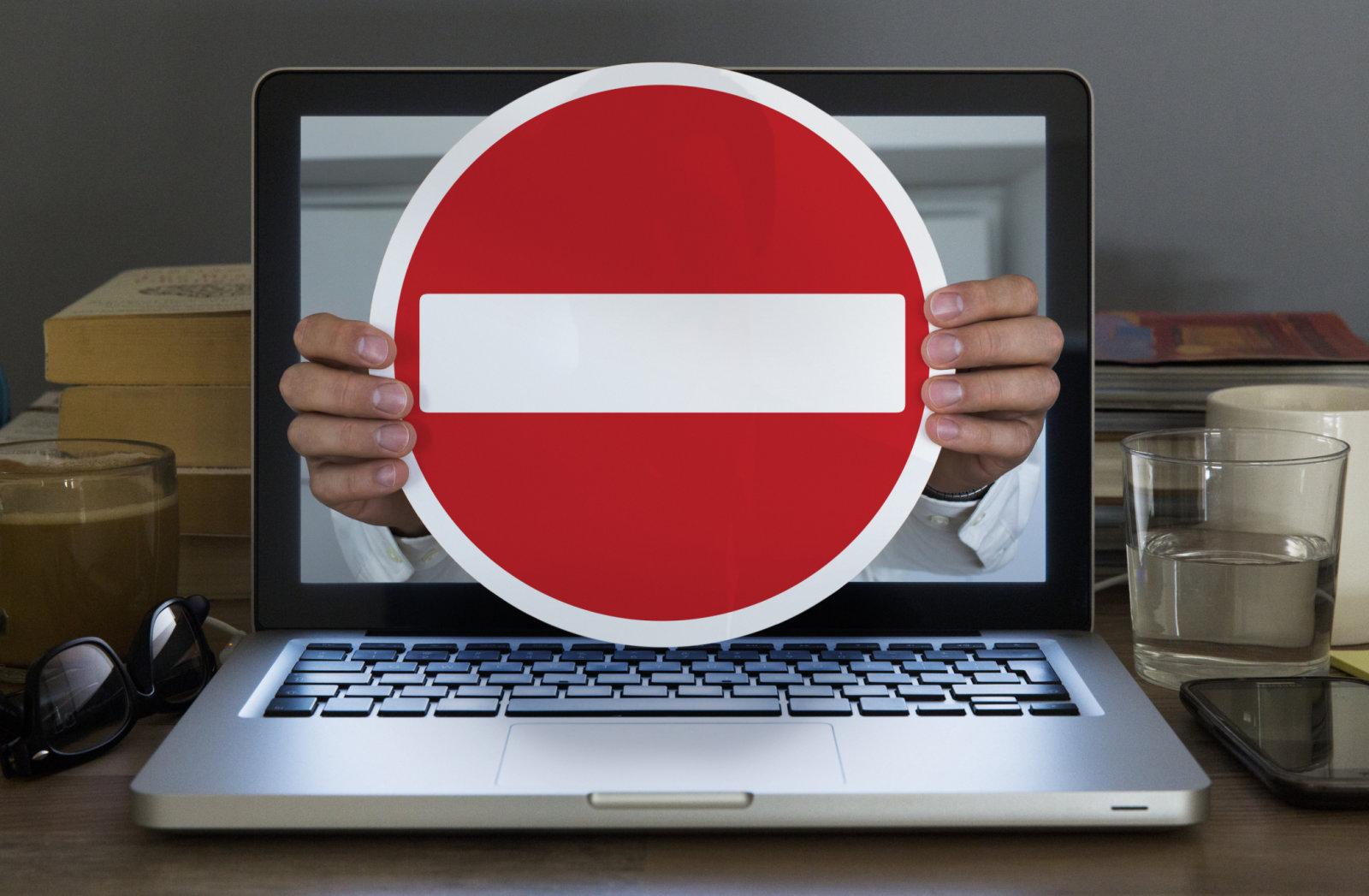 В Брянской области продолжают блокировать преступные сайты