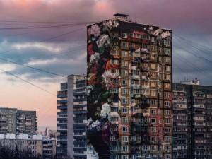 Челябинский студент знает, что делать с серыми многоэтажками