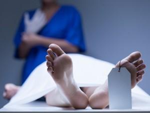 Ожившая в морге женщина скончалась в реанимации через два часа