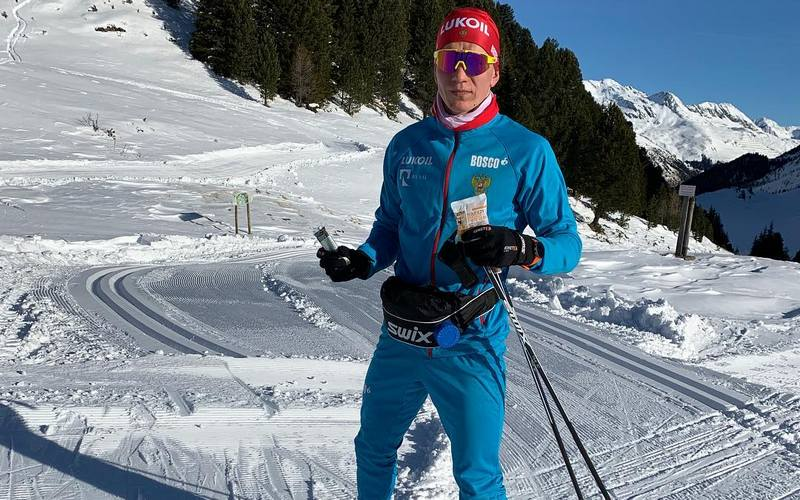 Брянский лыжник Большунов взял бронзу в Италии