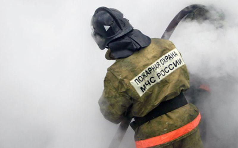 Житель Дятьковского района чудом не сгорел в собственном доме