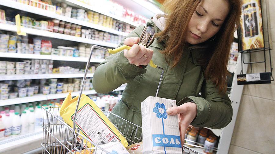 Минздрав отберет у россиян соль