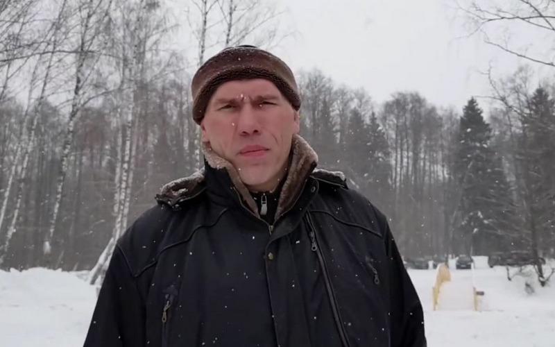 «Снег я ел совсем недавно»: Валуев рассказал о своей причуде