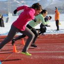 Брянские легкоатлеты готовятся к главным стартам зимнего сезона