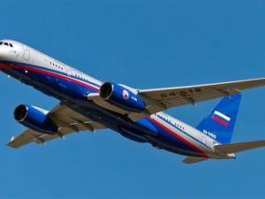 Аварийно сел в Ульяновске ТУ-214, летевший в Москву