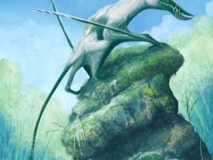 В Англии найден новый птерозавр юрского периода