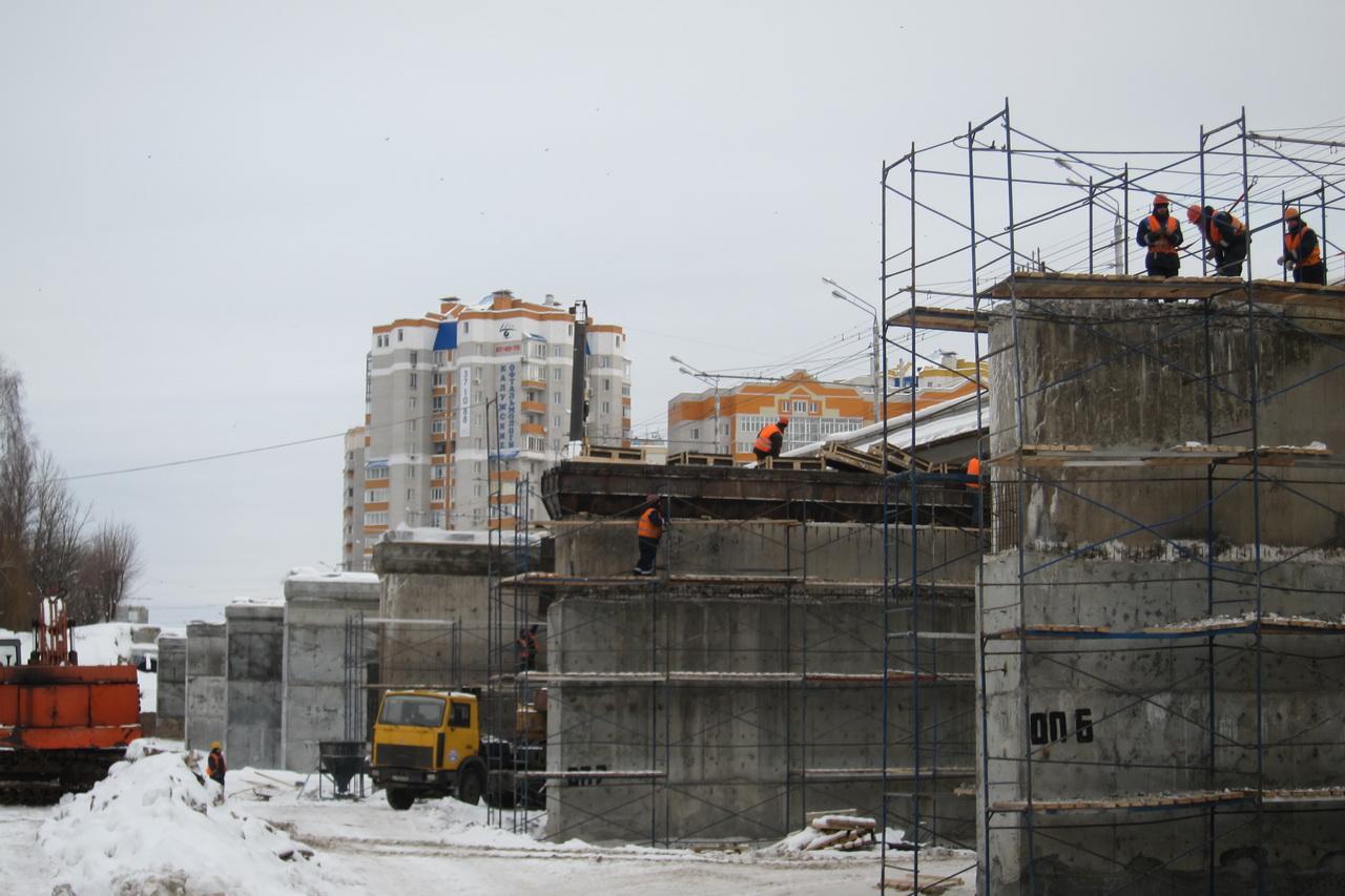 В феврале по ночам будут перекрывать движения на Первомайском мосту