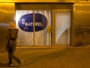 Ресторан для нудистов в Париже закрывается
