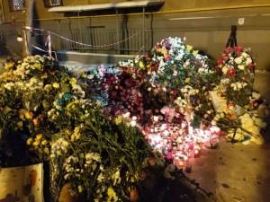Четвертого погибшего ребенка подняли из развалин за час до полуночи дня траура
