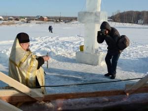Стать «моржом» за 100 рублей можно было в Екатеринбурге