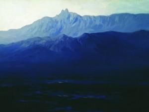 Украли картину Куинджи. Средь бела дня из Третьяковской галереи