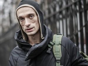 Петра Павленского в Париже осудили на три года за поджог банка