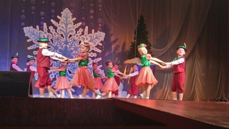 В Сельцо прошел рождественский концерт