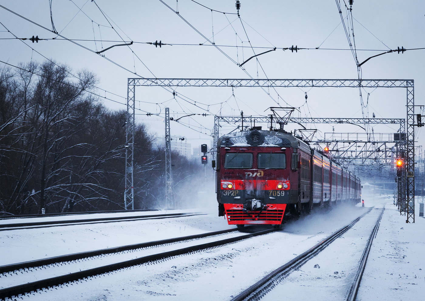 За прошлый год брянские поезда перевезли 1,25 миллиона пассажиров