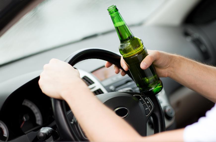 В Брянской области за праздники поймали около 100 пьяных водителей