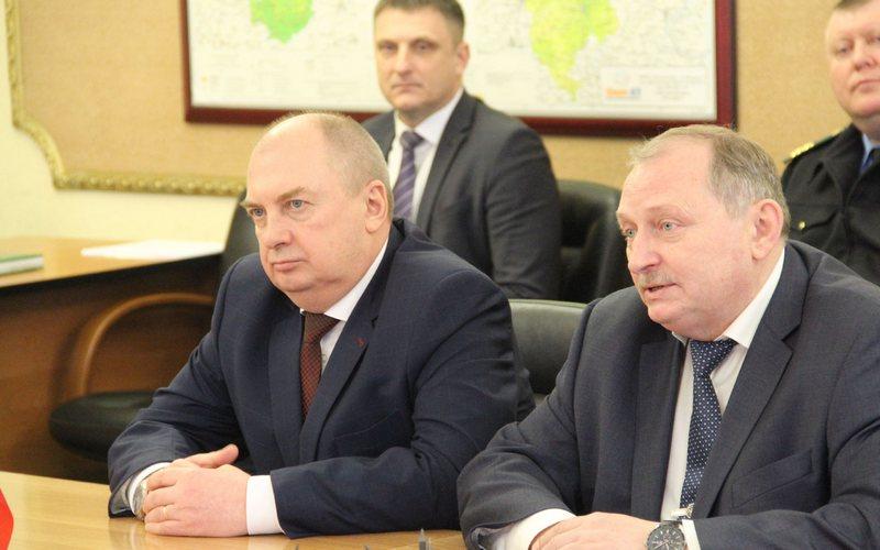 Пограничное управление Брянской области возглавил Сергей Митюшин